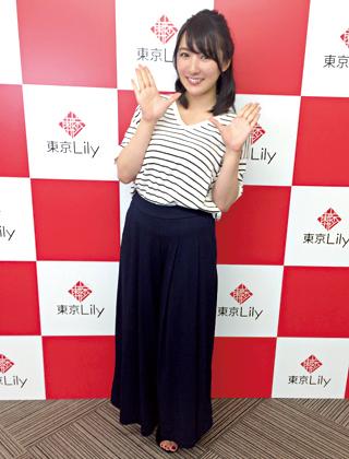 紺野栞さん写真