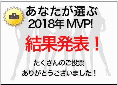 018年MVP結果発表