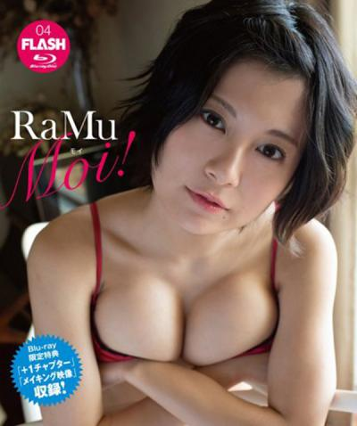 RaMu 「Moi!」Blu-ray