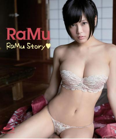 RaMu「RaMu Story♡」Blu-ray